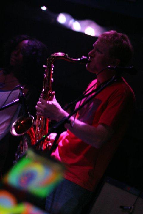 Jacob Gleason Saxophone
