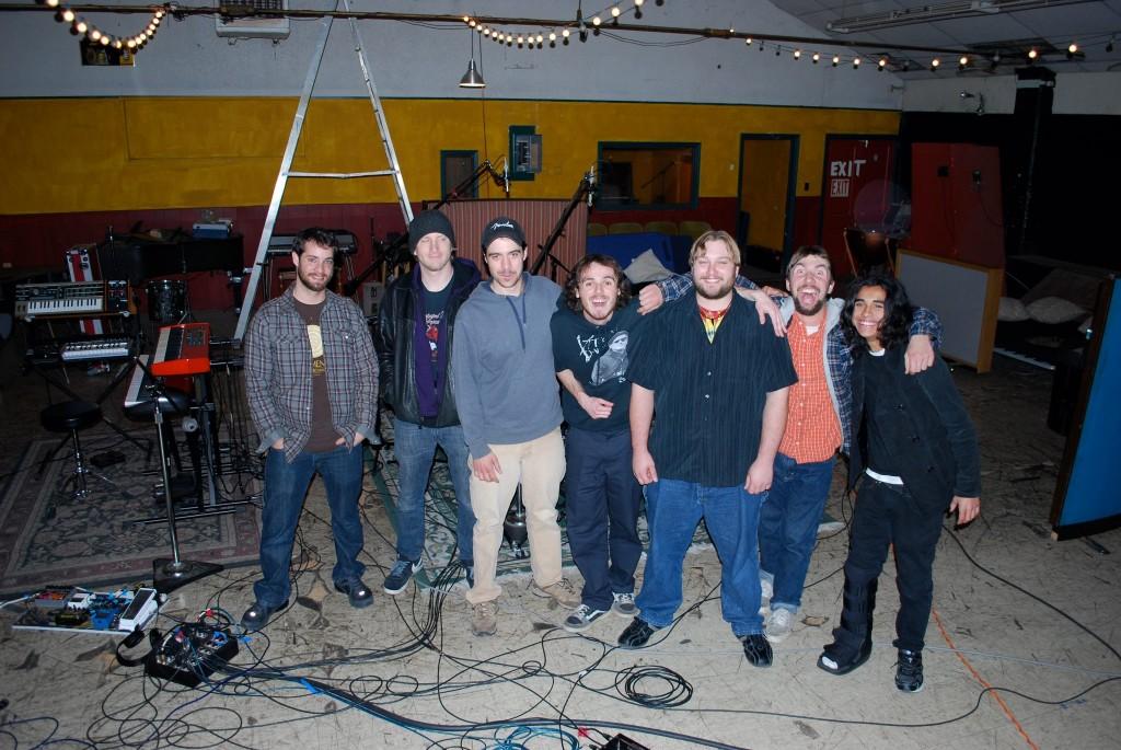 tao jiriki recording crew